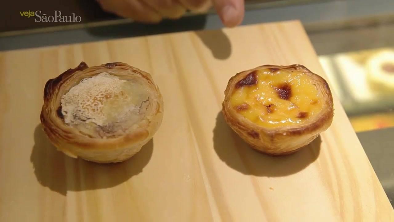 Padaria da Esquina faz autênticos pães e doces portugueses